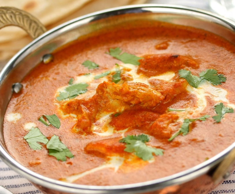How to prepare butter chicken masala at home