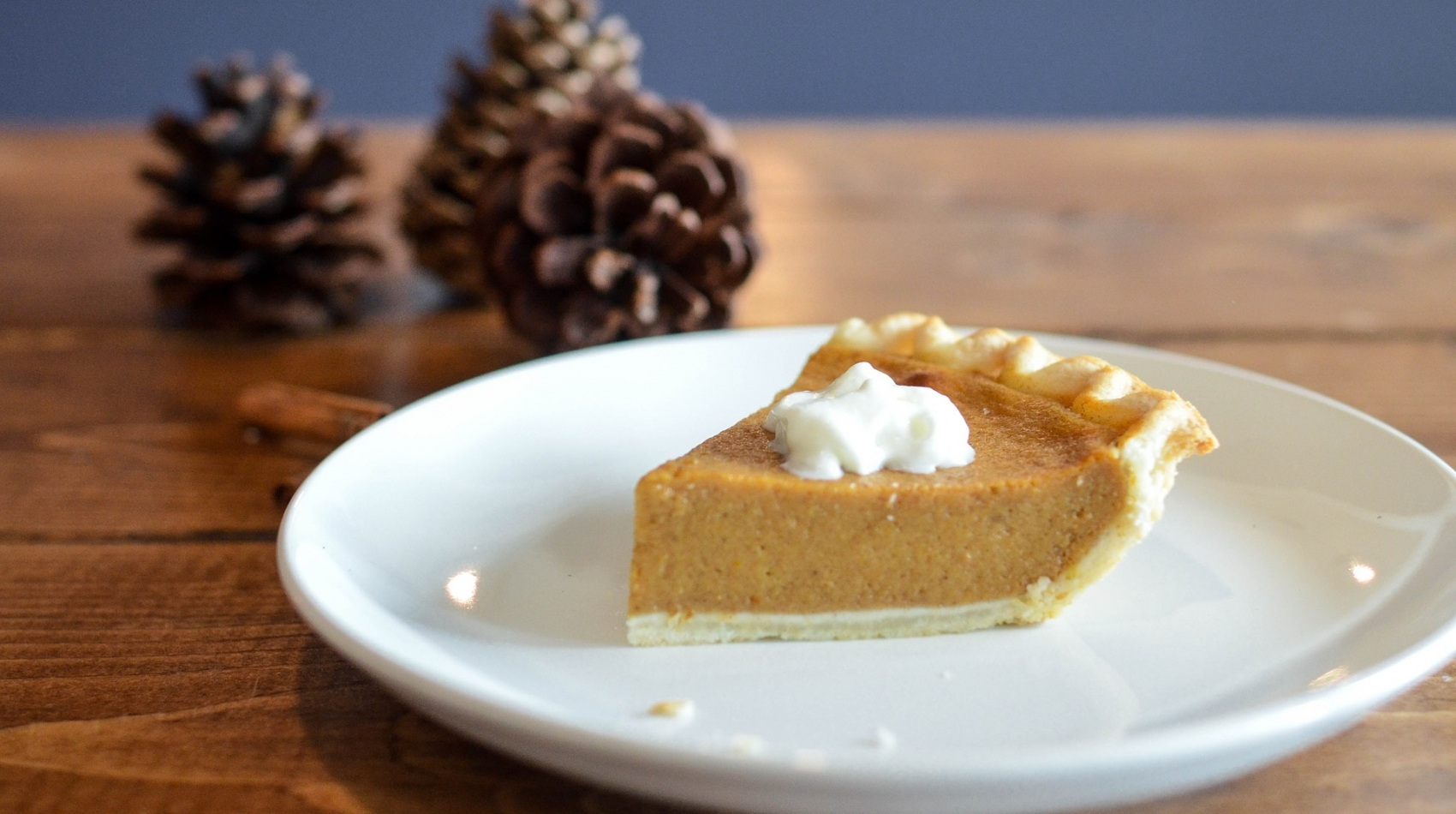 Winter season's butter pie recipe
