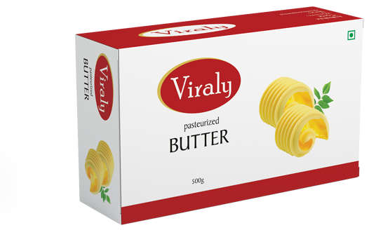 Buy Viraly fresh & pure butter